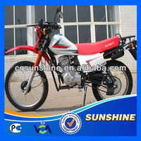SX125GY Classical Sporting 125CC Gas Motorbike