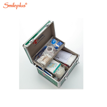 Pp Plastic Empty First Aid Box , 10 Person First Aid Kit