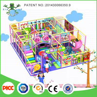 Attractive Children Soft Indoor Playground for Sale