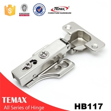 Stable quality flexible click clack sofa hinge