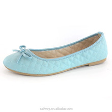 2016 girl ballerina shoes with icecream color