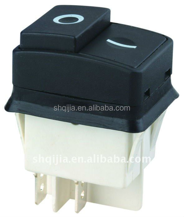 16a 125vac push button micro switch