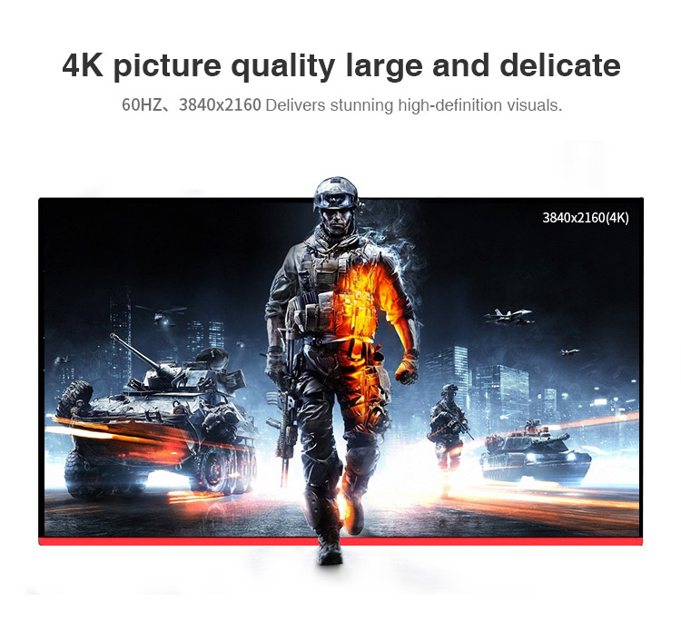 customized 3840*2160 Wide View angle 32 inch HD DP Interface curved Led Monitor display