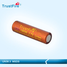 18650 Battery Cell 3.7v 1500mah TrustFire 3.7v e-cig battery, IMR 18650 rechargeable for Led Flashlight/E-cig
