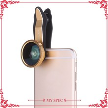 Advanced imported optical glass zoom mobile camera extra lens for mobile phone