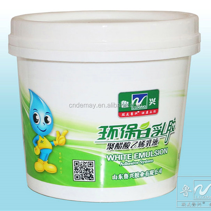Factory Direct Price South Africa Hot Sale Water Base White Latex Glue /PVAC Glue For Wood