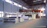 PP spunbonded nonwoven fabric making machine