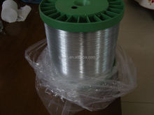 made in china!Electronic or hot dipped Galvanized steel wire strands for optical fiber cable