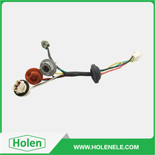 Yantai shanyou molex wire harness and cable assembly oem/odm custom service