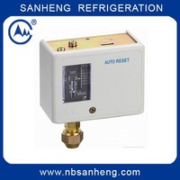 Auto Reset Single Pressure Control with Micro Switch Structure
