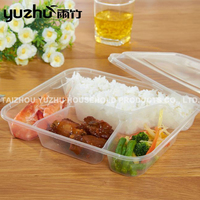 Promotional Top Quality Disposable Food Container Microwave Safe