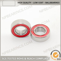 Smooth Running Micro rc car rubber shield bearing for RC Models