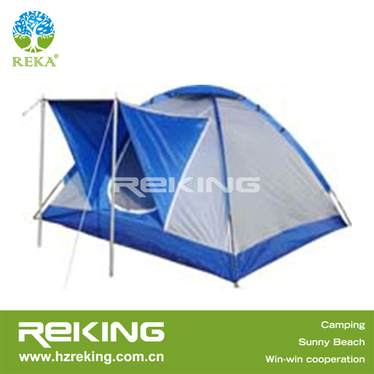 Waterproof Wind Resistance Double Layer 3 Season 3 Person Camping Tent