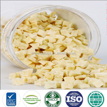 Organic Dehydrated Dried Apple Dices/Cubes with HACCP /ISO Certification