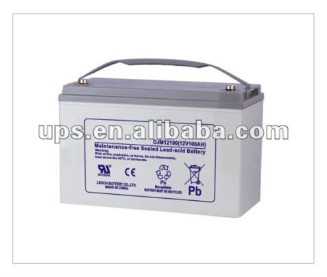 UPS battery for computer / 12v ups li-ion battery (4.0AH-300AH)