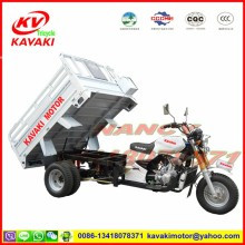 KAVAKI 250cc cargo five wheels three wheel motorcycle