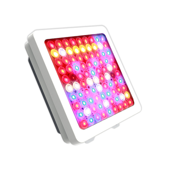 LuminiGrow 3w Double-chip 100W 200W 300W Full Spectrum Grow Led Light With Secondary Lens