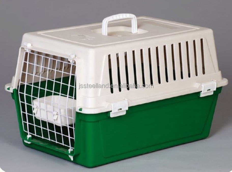 plastic pet carrier for small dog different size pet products