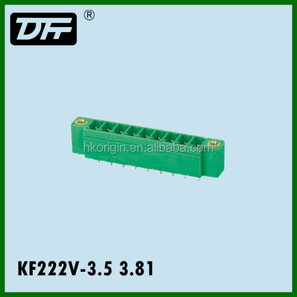 High quality hot wholesale wave soldering terminal block