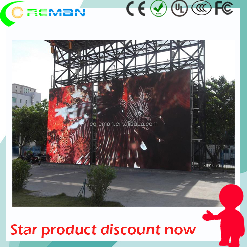 Low price p4.8 rental led <strong>screen</strong> outdoor , SMD outdoor led p4.8 led display <strong>screen</strong> 500x1000mm die casting rental cabinet