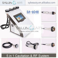 vacuum ultrasound to remove fat Slimming machine by cavitation handpiece