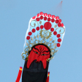 Beijing opera 11meter 3d inflatable kite