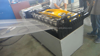 expanded wire mesh welding machine