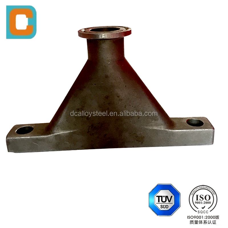 High performance stainless steel products spray nozzle/muzzle for cement industry