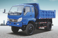 FOTON Forland 4x4 all wheels drive 5 tons dump truck for sale