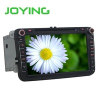 Quad Core 1024*600 Android 4.4 Car DVD Head Unit GPS Navigation Radio Audio For VW GOLF 6 5 Polo Bora CC