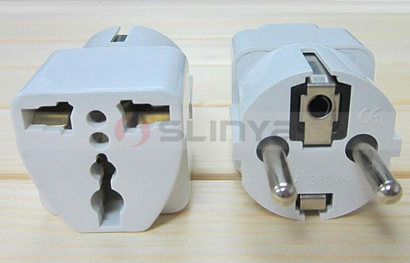 Wall Socket 110V 240V Max 10A AC Electric Power Transform EU UK US Plug