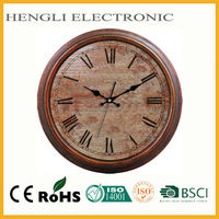 15.7 inch Vintage Antique Wall Clock for interior Decoration