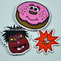 Factory price-good quanlity eco-friendly cartoon refrigerator magnet
