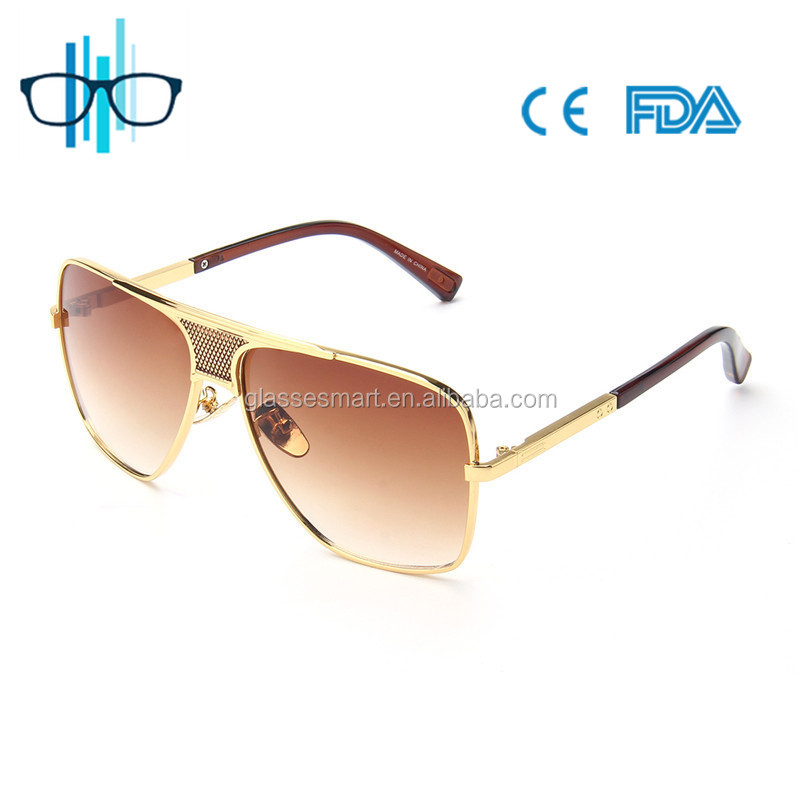AC Lens Face Shape Fashionable Sunglasses Men