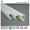 Cable Raceway For Electric Wire PVC Trunking 100X50MM