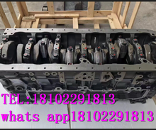 Hitachi EX200-5/EX210-5/EX225 ISUZU 6BG1 CylinderBlock Cylinder Head Engine Block Forged Big Block Crankshaft,Turbocharger