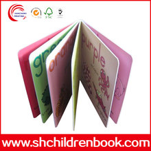 Colorful printing children book wholesale