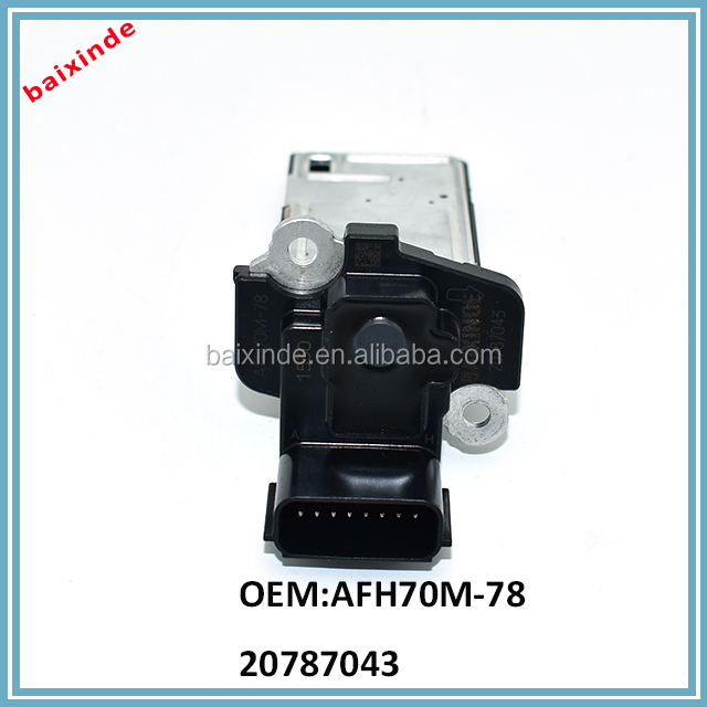 Cute Car Accessories OEM AFH70M-78 20787043 AF-GM03 Maf Sensor Testing for GM Chev Buick Cadi