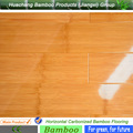 100% Pure bamboo! Green Product, CE, E1 Standard, light color bamboo flooring
