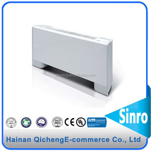 Standard Type Decorated Vertical Hot Water Fan Coil Unit
