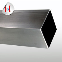 china good supplier 201 304 316 square welded stainless steel tube