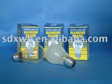 common lamp bulbs clear&frosted E27/B22