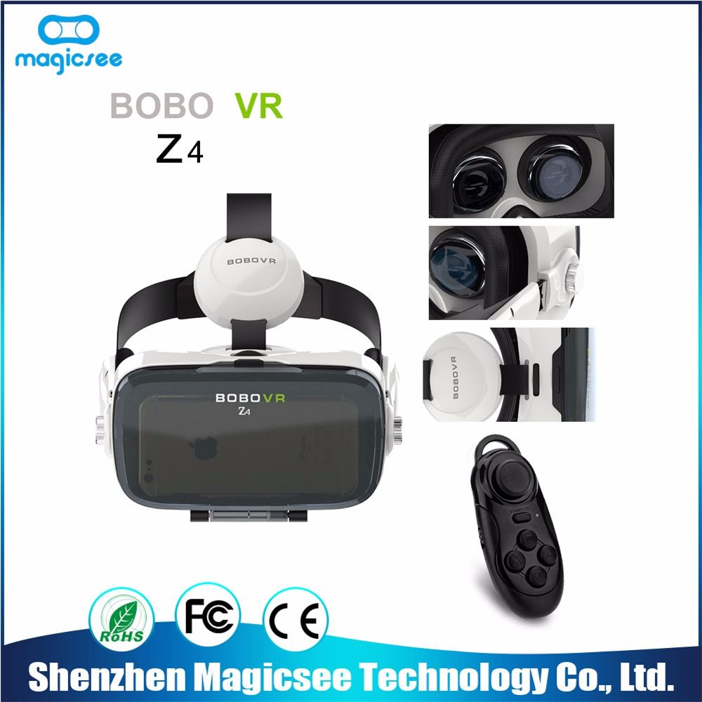 Factory supply polarized 3d virtual glasses bobovr xiaozhai z4