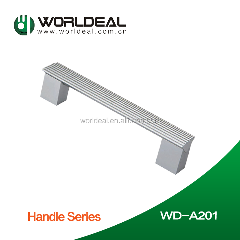 Aluminum room furniture hardwares pull handles