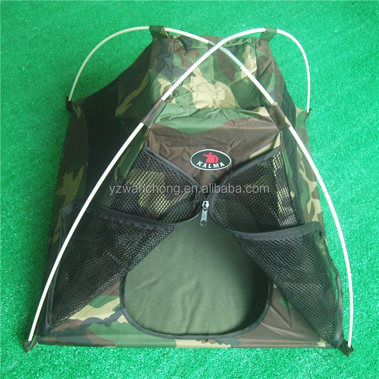 automatic dog show pet outdoor tent bed