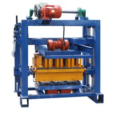 YLF40-2 High quality concrete construction rubble block machine price