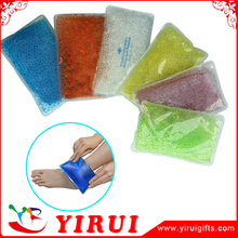 natural hot cold cool gel pad for abdomen back hip shoulder