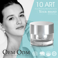 Golden pearl Kelly pearl face whitening cream