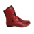 Men's High Top Leather Rubber Sole Boxing Shoes