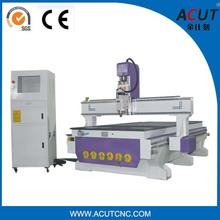 China High Quality Woodworking CNC Machine with single spindle
